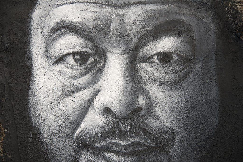 Ai Weiwei Portrait - Thierry Ehrmann