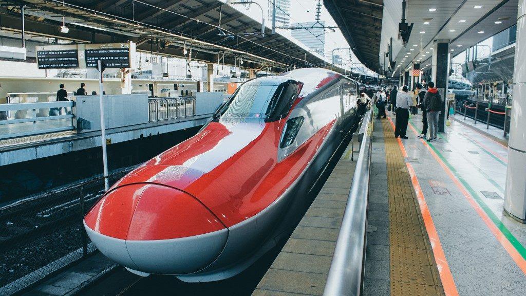 Akita Shinkansen Station