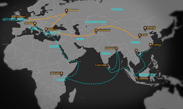 Weighing the Scale: China's New Silk Road