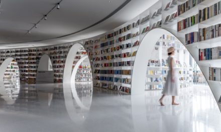 Top Five of the Most Beautiful Bookstores in Asia