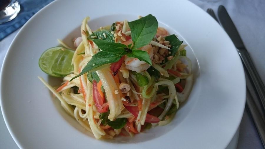 Cambodia - Green Mango Salad