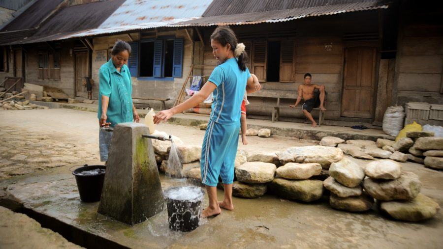 Community Water Services - Indonesia