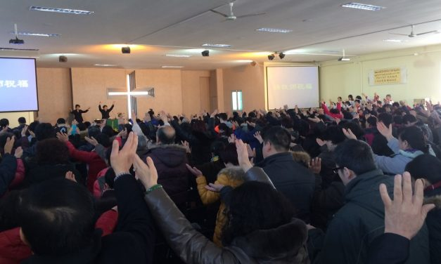 Christianity in China: Hostility in Every Corner