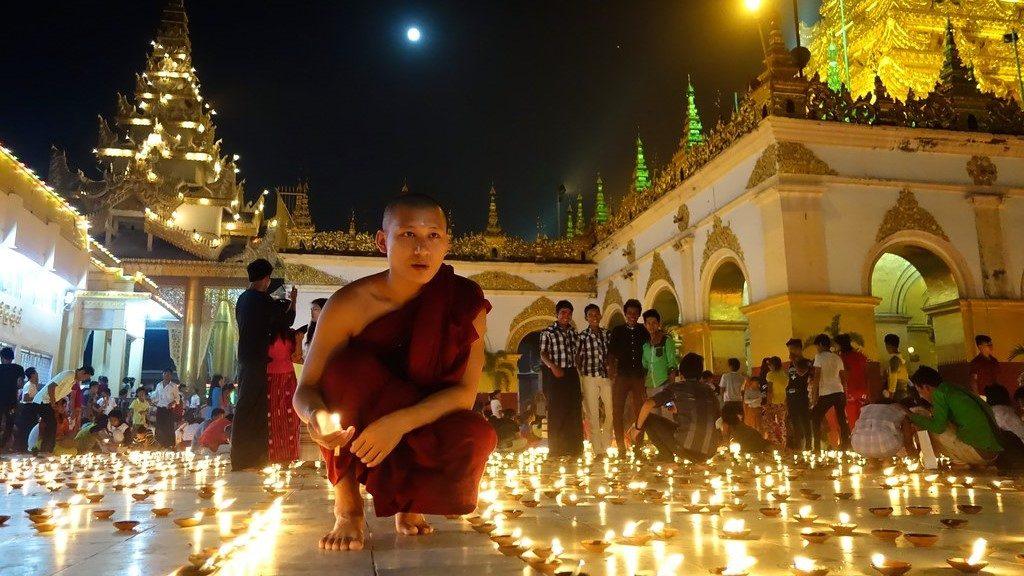 Festival of Light - Myanmar