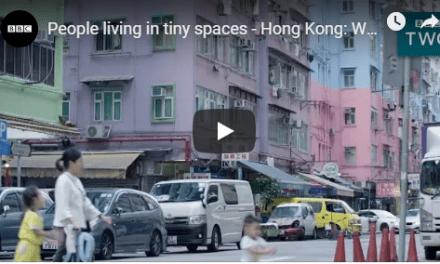 Hong Kong Tiny Spaces