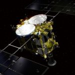 Japanese Spacecraft Bombed An Asteroid With Copper Cannonball
