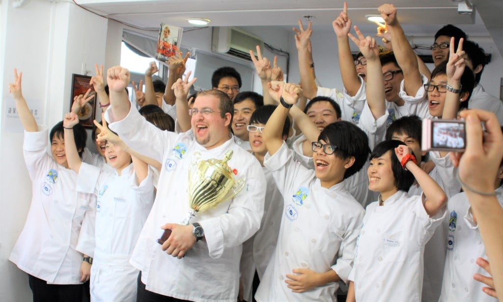 Hong Kong Culinary Academy Team