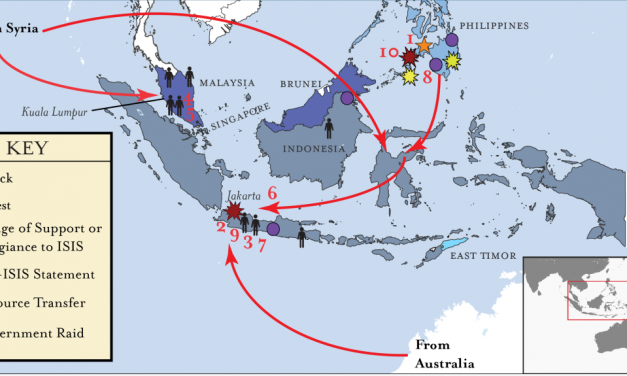 ISIS In Southeast Asia: A Last-Ditch Effort
