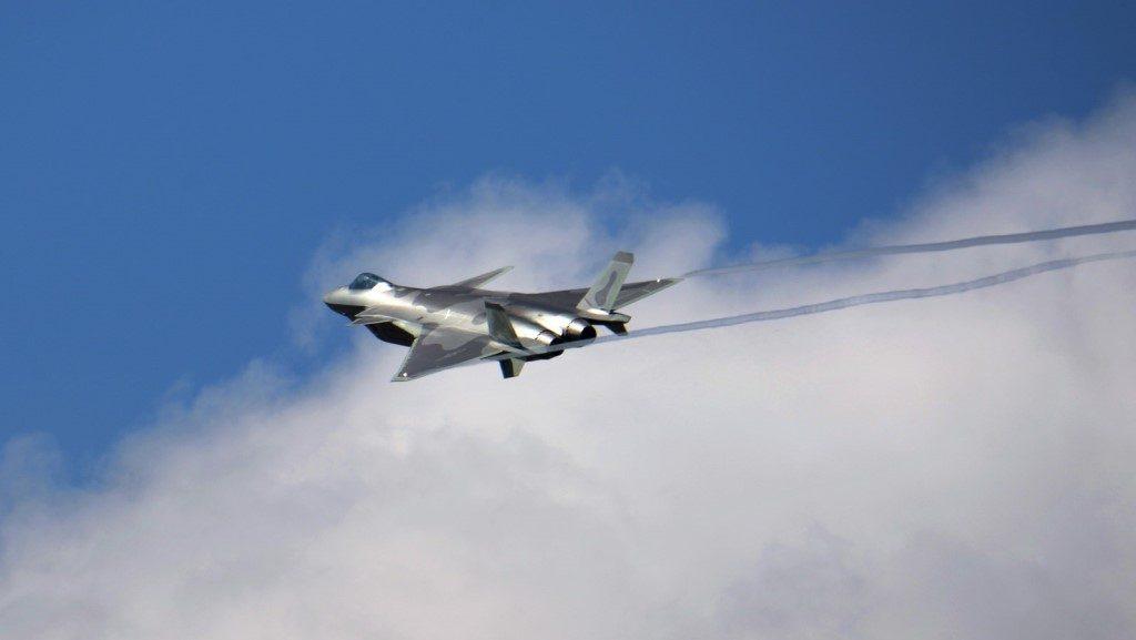 J-20 Air Show