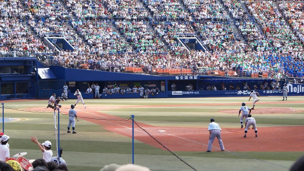 Japan High School Baseball Tournament