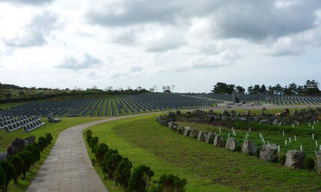 South Korean Defense Express Regret for Jeju Massacre