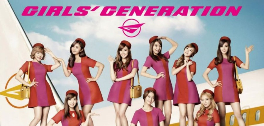 KPop.Girls.Generation Album Cover