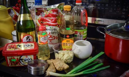 Must-Have Korean Staples in the Kitchen