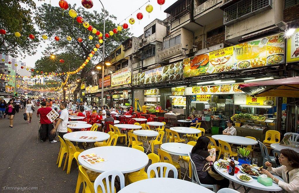 Kuala Lumpur Food Stalls   Linvoyage
