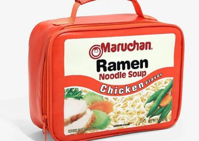 Lunchbox - Maruchan Insulated Lunch Bag