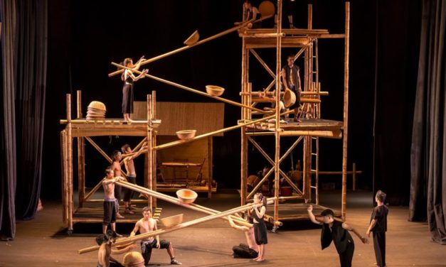 Tradition Turns to Art: The Vietnamese Bamboo Circus