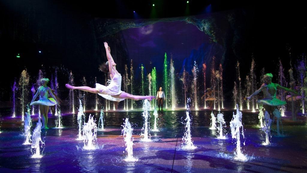 Macau - House of Dancing Water