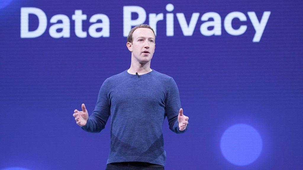 Mark Zuckerberg at F8 Keynote