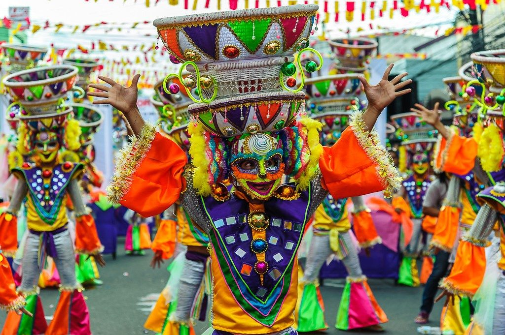 Masskara Festival - Philippines