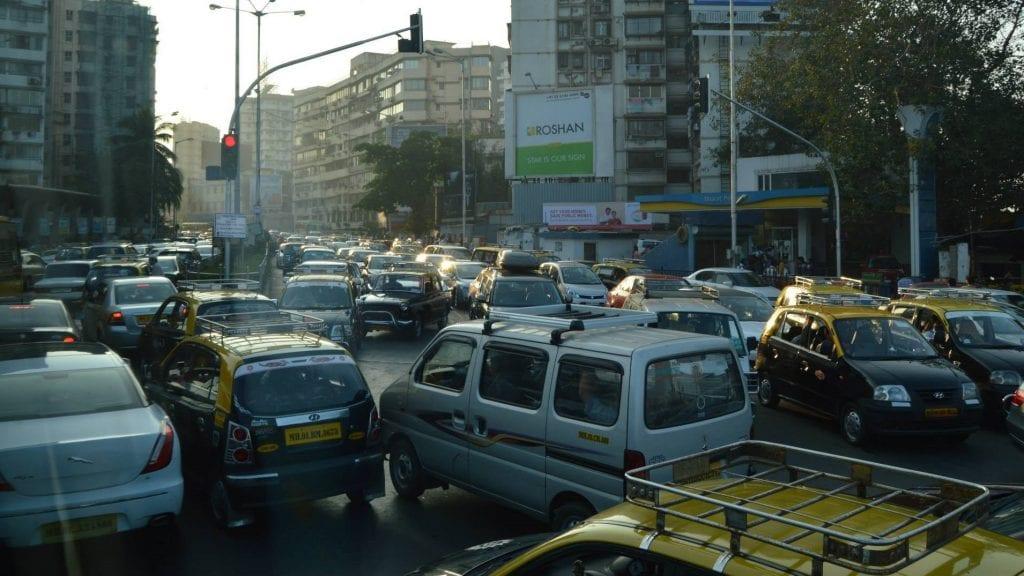 Mumbai Traffic CC