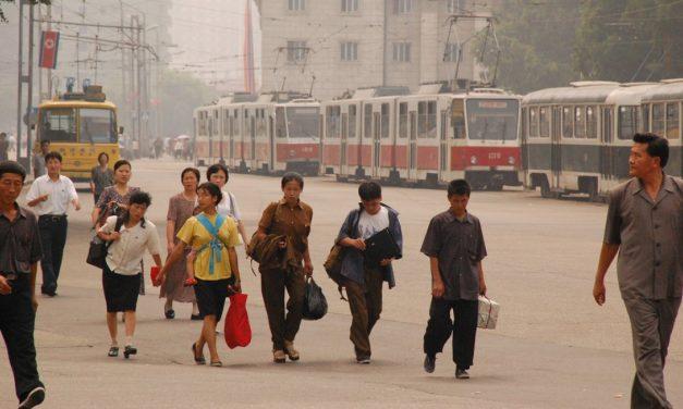 North Korea's Food Crisis