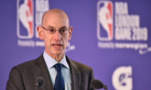 China Punishes NBA as Crisis Over Democracy Tweet