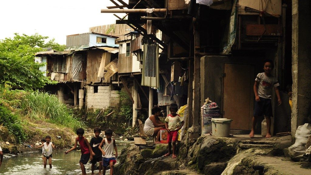 Philippines Slums - Feed My Starving Children