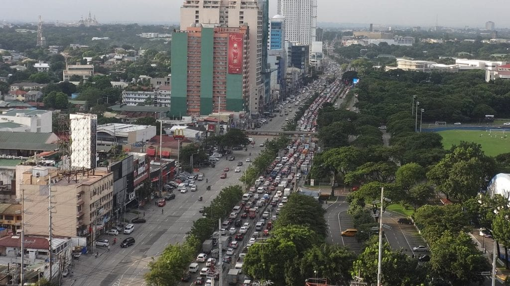 Philippines Traffic