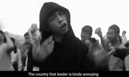 Rap Against Dictatorship Raps Everything That's Wrong In Thailand