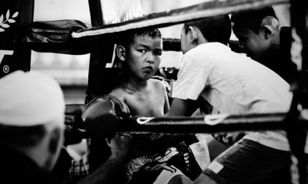 Bloody Elbows, Bloody Knees: Muay Thai's Legacy