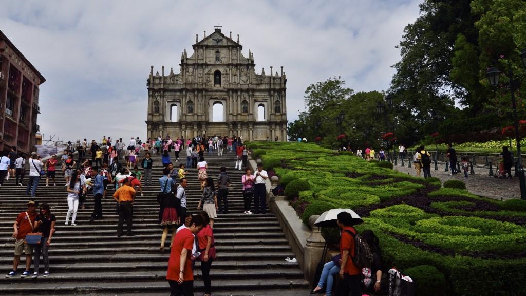 Ruins of St. Paul's, Macau - Dan