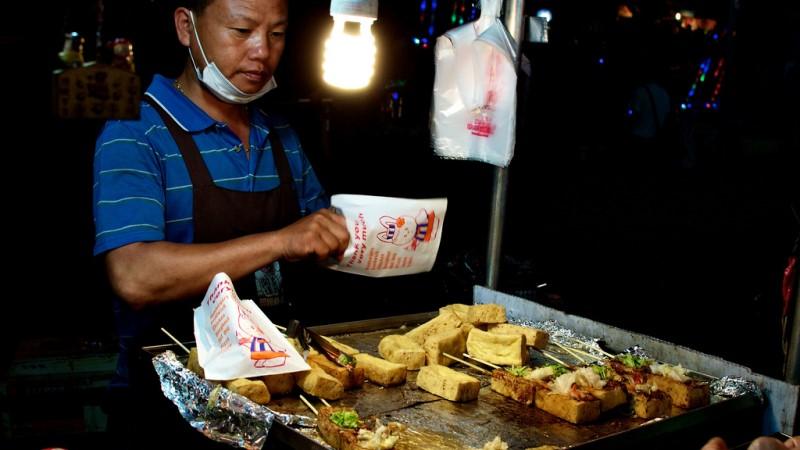 Taipei Stinky Tofu | .Joshua Fahler