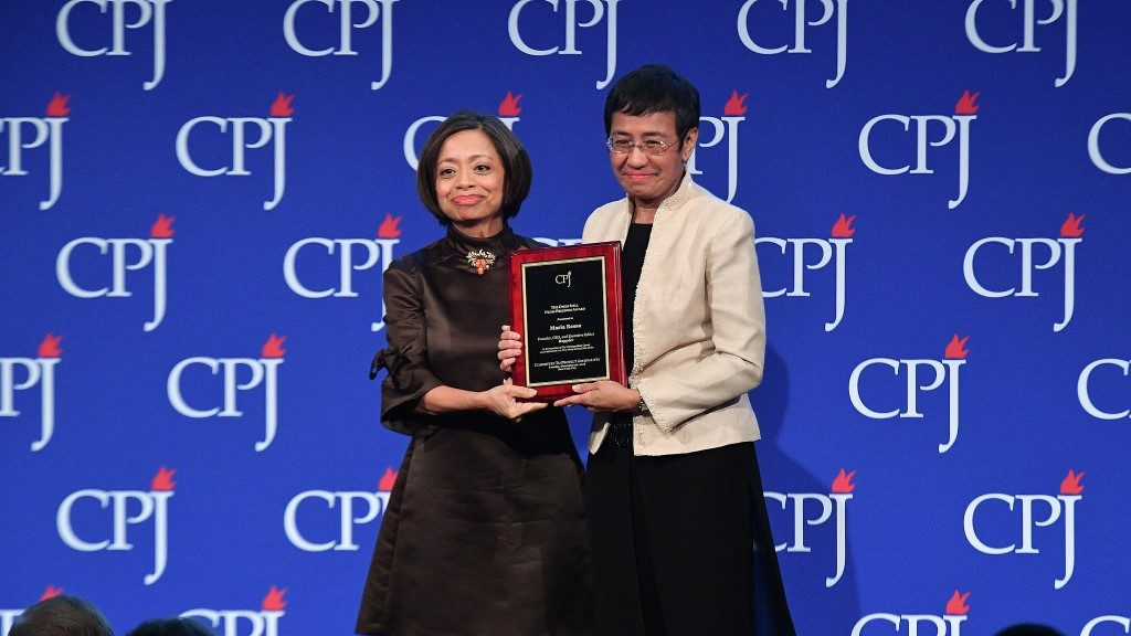 The Committee To Protect Journalists Hosts International Press Freedom Awards - CPJ Flicker