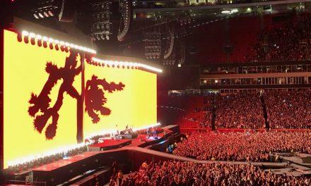 U2 Brings The Joshua Tree Tour To Asia