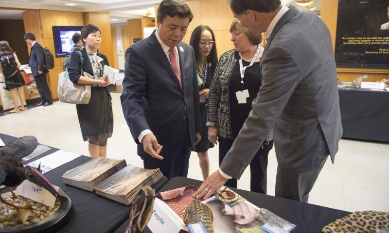 US DEPT OF STATE   Wildlife Trafficking Event