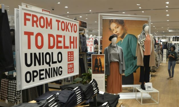 Japan's Uniqlo Takes Plunge in India Retail Market