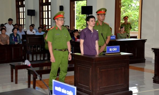 Vietnam Environmental Activist Sentenced to Six Years