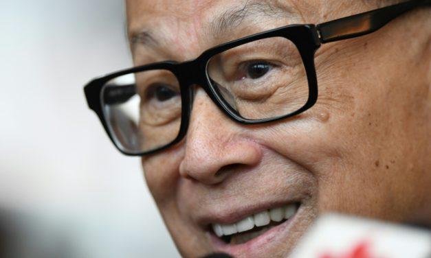 Hong Kong: Billionaire Li Ka-shing Donates over $100m to Businesses