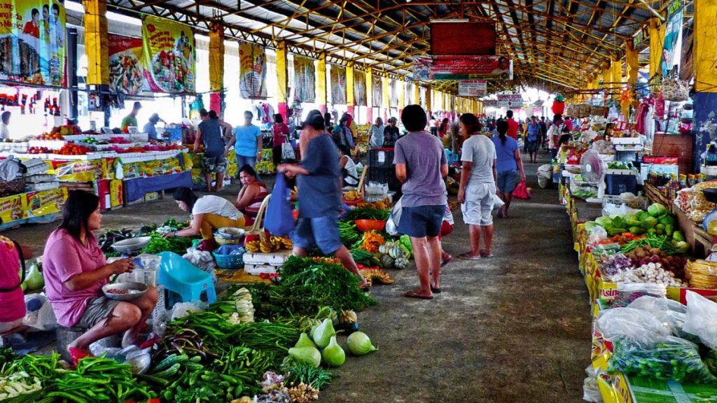 Wet Market Philippines