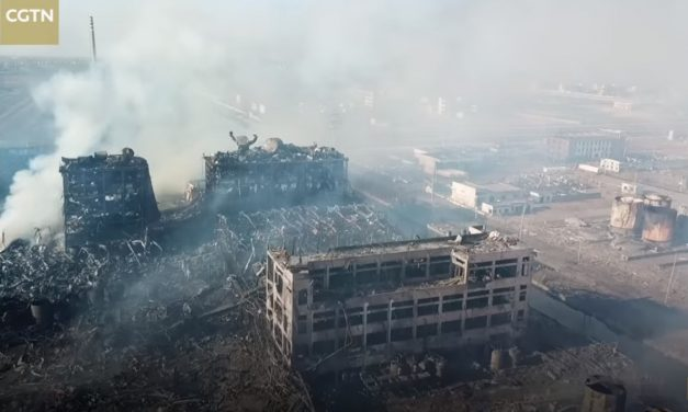 Chemical Plant Explosion in China Kills 64